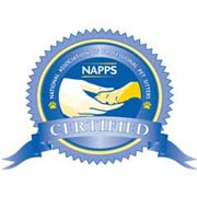 NAPPS Certified Logo