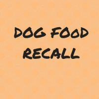 DOG FOOD RECALL – FROMM FAMILY FOODS RECALLS 3 OF ITS CANNED DOG FOODS