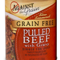 PET FOOD RECALL Against the Grain Pet Food Pulled Beef With Gravy Dinner for Dogs