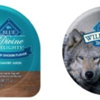 PET FOOD RECALL — Blue Buffalo is Voluntarily Recalling 17 Types of Divine Delights and Wilderness Trails Trays