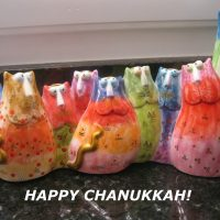 Making Sure Your Cat Stays Safe as You Celebrate Chanukkah!